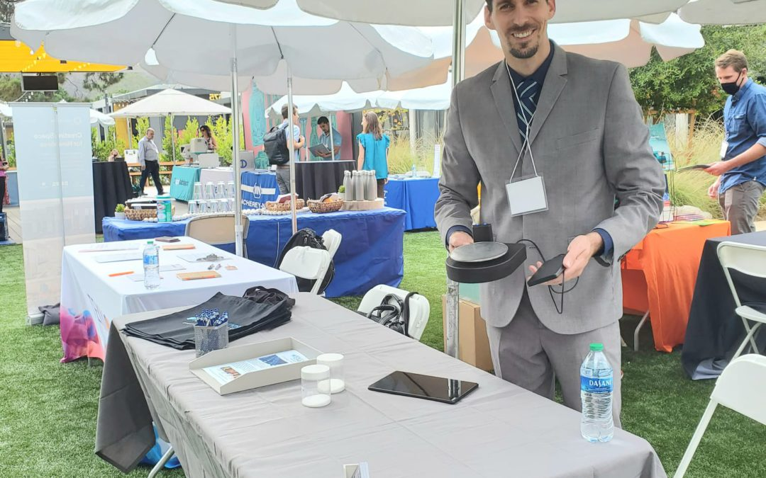 CEO Kyle Kimmel Representing SST at the August 31, 2021 BVS Biotech Community Event!